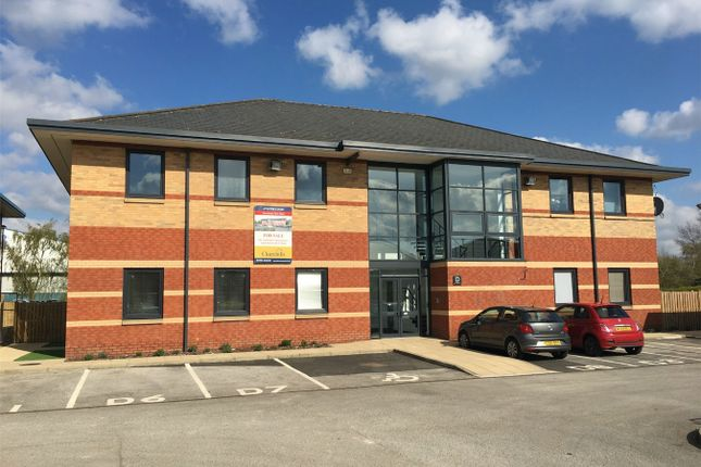 Thumbnail Flat for sale in Aviator Court, Clifton Moor, York