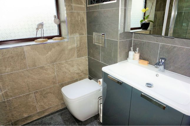 Shower Room of Olympic Close, Glenfield LE3