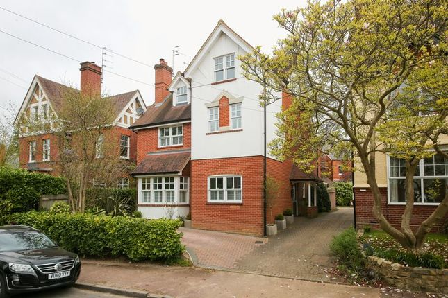 Thumbnail Detached house for sale in Molyneux Park Road, Tunbridge Wells