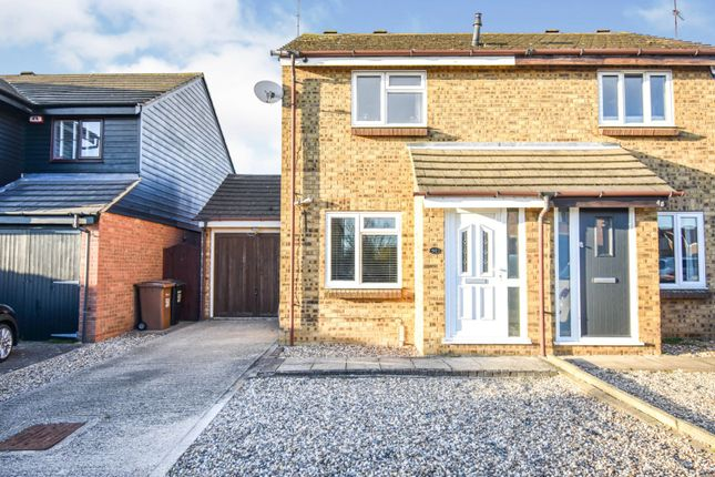 2 bed semi-detached house for sale in Beardsley Drive, Chelmsford CM1