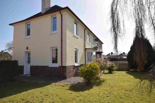 Thumbnail Semi-detached house to rent in Columba Road, Inverness, Highland