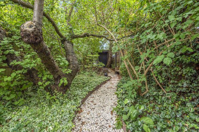 Garden of Hertford Street OX4, Oxford,