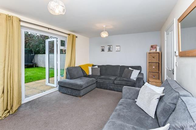 Lounge of Harebell Lane, Stenson Fields, Derby, Derbyshire DE24