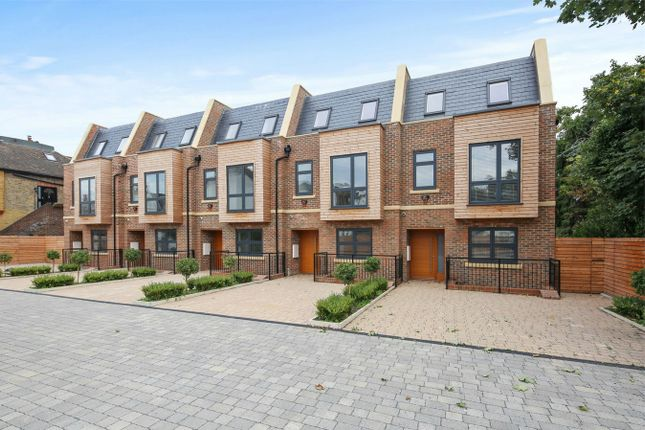 Thumbnail Semi-detached house for sale in King Edwards Mews, King Edwards Gardens, Acton