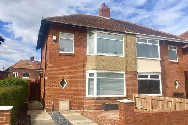 2 bed semi-detached house for sale in Cauldwell Villas, South Shields NE34
