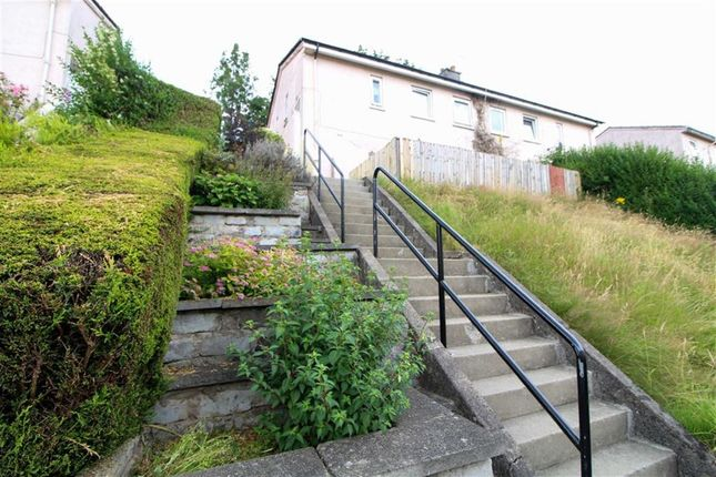 Thumbnail Flat for sale in Montrose Street, Clydebank