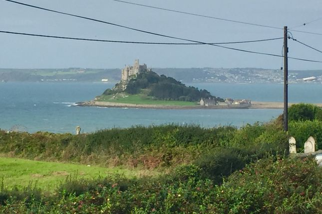 Thumbnail Land for sale in Turnpike Road, Marazion