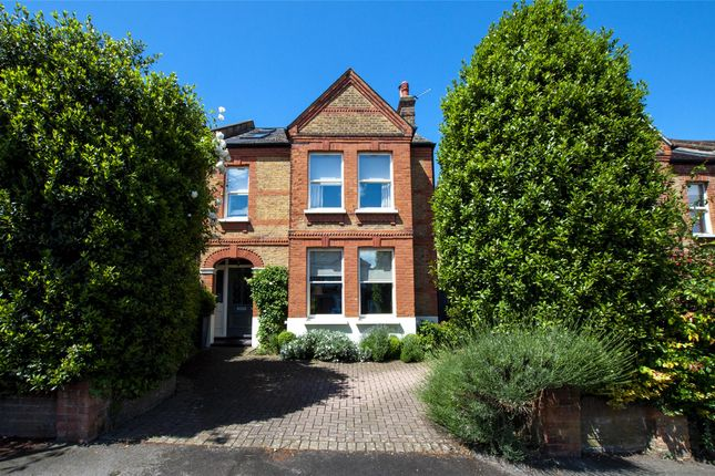 Thumbnail Semi-detached house for sale in Onslow Gardens, Wallington, Surrey