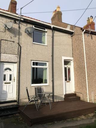 Thumbnail Terraced house for sale in Mount Pleasant Terrace, Penrhynside, Llandudno, Conwy