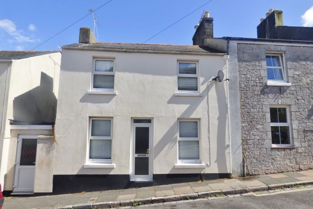 Thumbnail Terraced house for sale in Compton Place, Torquay