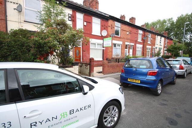 Thumbnail Terraced house to rent in Hornbeam Road, Levenshulme, Manchester