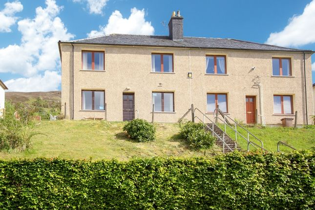 Thumbnail Flat for sale in Victoria Road, Fort William, Inverness-Shire
