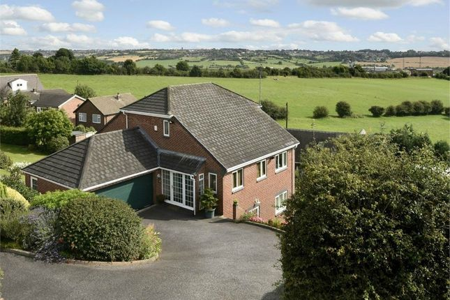 Thumbnail Detached house for sale in Valley Road, Thornhill, Near Wakefield, West Yorkshire