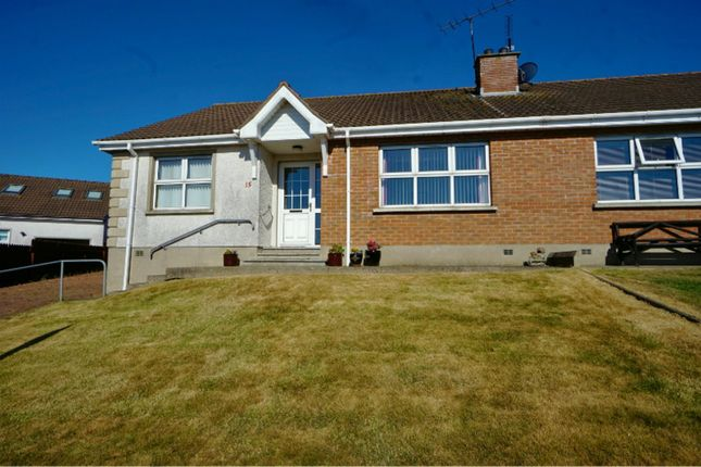 Thumbnail Semi-detached bungalow for sale in Joe Tomelty Drive, Portaferry