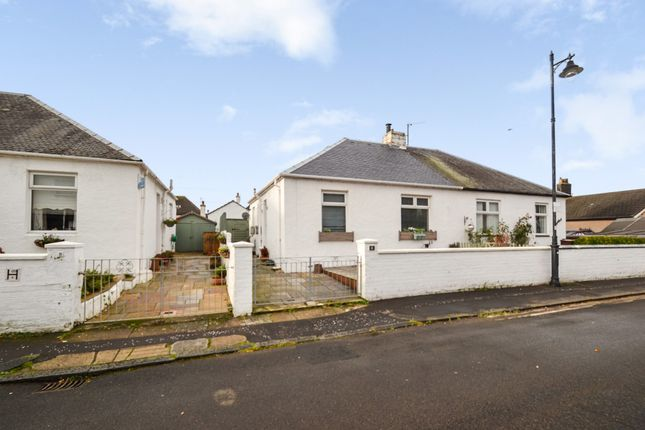 Thumbnail Semi-detached house for sale in Eglinton Place, Ayr, Ayrshire
