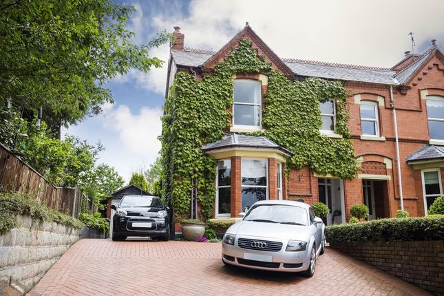 Thumbnail Semi-detached house for sale in Oakhurst Road, Oswestry, Shropshire