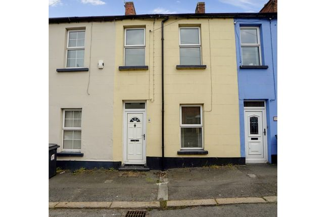 Thumbnail Terraced house for sale in Brownlow Street, Comber