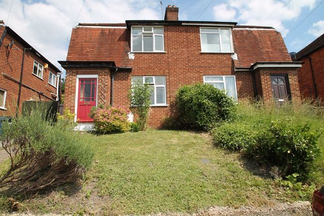 Thumbnail Semi-detached house to rent in Greaves Road, High Wycombe
