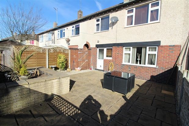 Garden of Roose Road, Barrow In Furness LA13