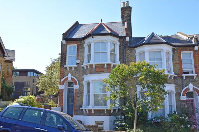Front of Halstow Road, Greenwich, London SE10