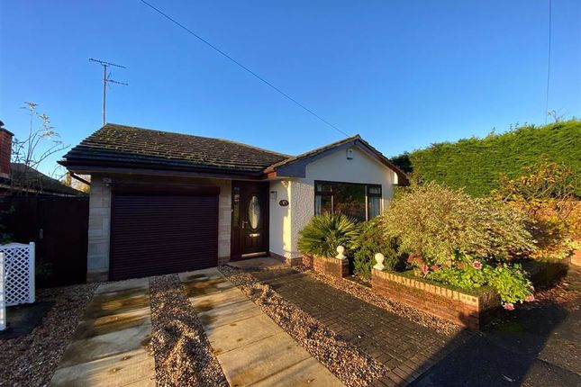 Thumbnail Detached bungalow for sale in Sherborne Road, Wallasey