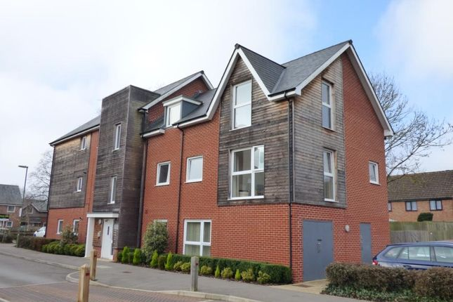 Thumbnail Flat for sale in Bramtoco Way, Totton