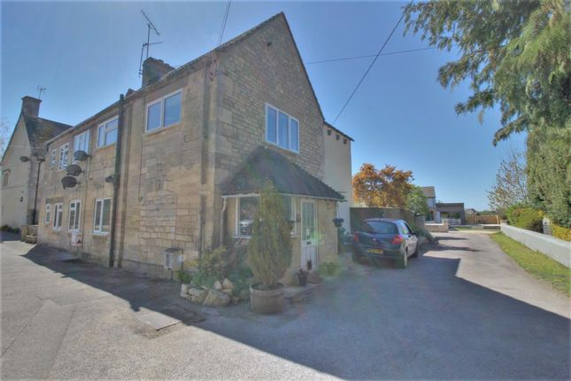 Thumbnail Semi-detached house for sale in Bath Road, Leonard Stanley, Stonehouse