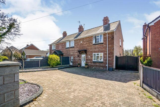 3 bed semi-detached house for sale in Saughall Massie Lane, Upton, Wirral CH49