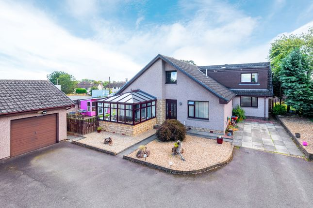Thumbnail Detached house for sale in East Muirlands Road, Arbroath