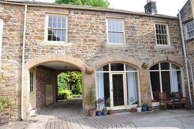Thumbnail Terraced house for sale in The Coach House, Temperley Place, Hexham