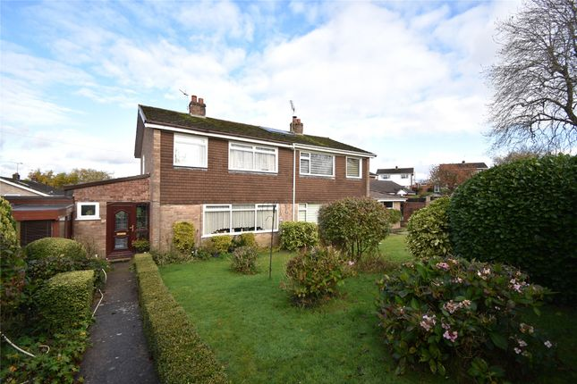 3 bed semi-detached house for sale in Lilliput Avenue, Chipping Sodbury, Bristol BS37