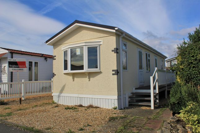 Thumbnail Mobile/park home for sale in Ivy Walk, Summer Lane Park Homes, Banwell