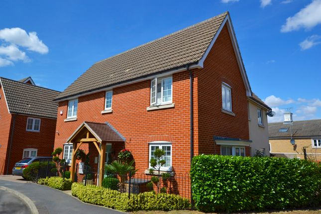 Thumbnail Detached house for sale in Hampton Road, Stansted