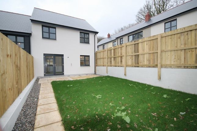 Thumbnail Semi-detached house to rent in College Green, Penryn