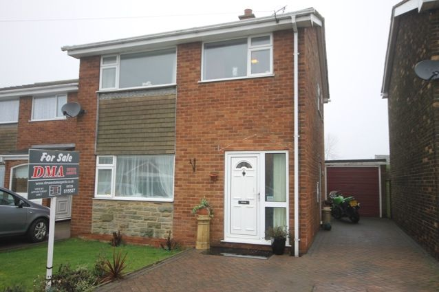 Thumbnail Detached house for sale in Fountayne Road, Hunmanby, Filey