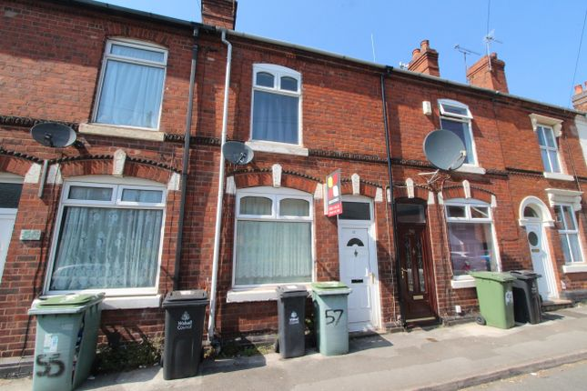 Thumbnail Terraced house for sale in Queen Mary Street, Walsall