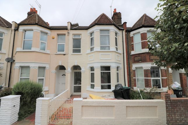 Thumbnail Terraced house to rent in Roseberry Gardens, London
