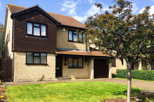 Thumbnail Detached house for sale in Colthurst Drive, Hanham, Bristol