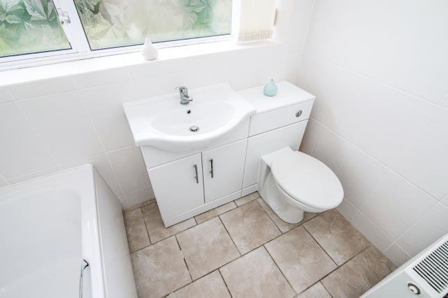 Bathroom of Thornes Croft, Off Main Street, Stonnall, Near Lichfield WS9