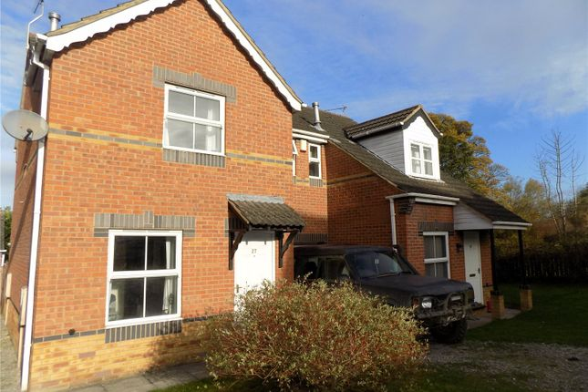 Thumbnail Semi-detached house to rent in St Marks Close, Worksop, Nottinghamshire