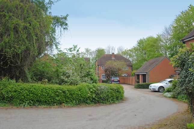 Thumbnail Detached house for sale in Meadow Lane, Crowmarsh Gifford, Wallingford