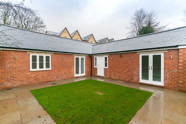 Thumbnail Detached bungalow for sale in Oakbank, 13-17 Shaw Lane, Leeds, West Yorkshire