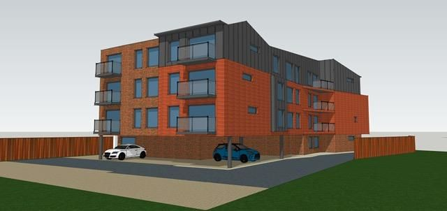 Thumbnail Land for sale in Barton Road, Eccles, Manchester