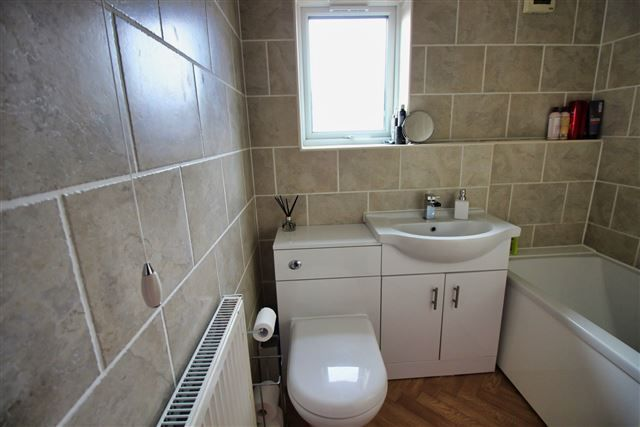 Bathroom of Elmton View, Creswell, Worksop, Derbyshire S80