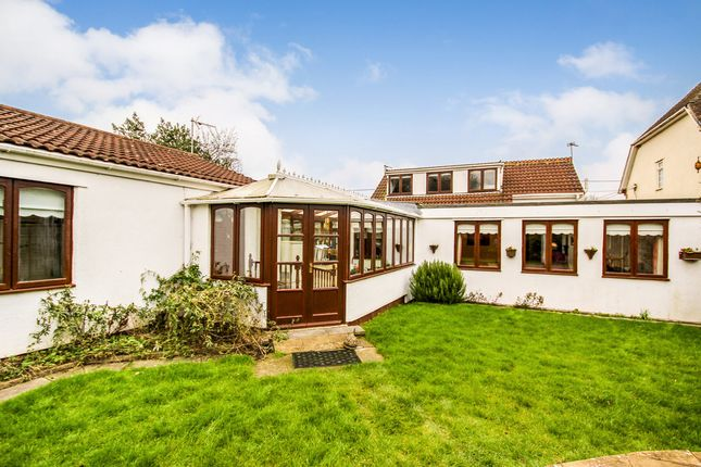 Thumbnail Detached bungalow for sale in Cribbs Causeway, Bristol