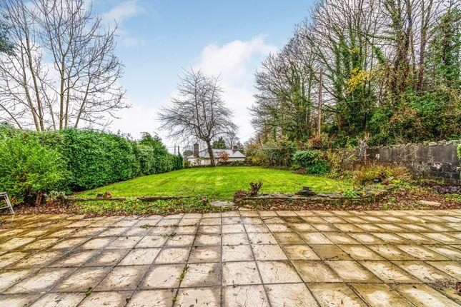 Garden of Castle Street, Loughor, Swansea SA4