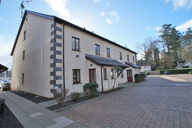 Thumbnail Flat for sale in Windward Way, Windermere Marina Village, Bowness