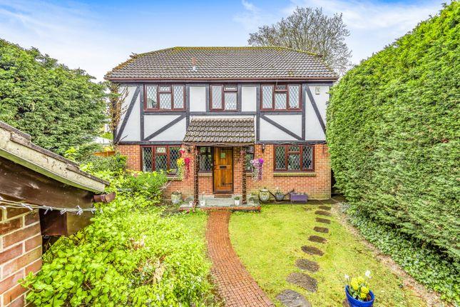Thumbnail Detached house for sale in Phoenix Close, West Wickham