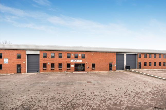 Thumbnail Warehouse to let in Unit 9- 12, Meadow View, Crendon Industrial Park, Long Crendon, Buckinghamshire