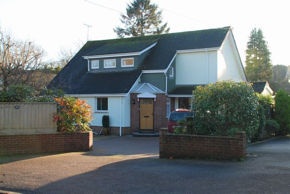 Thumbnail Detached house for sale in Woolbrook Road, Sidmouth